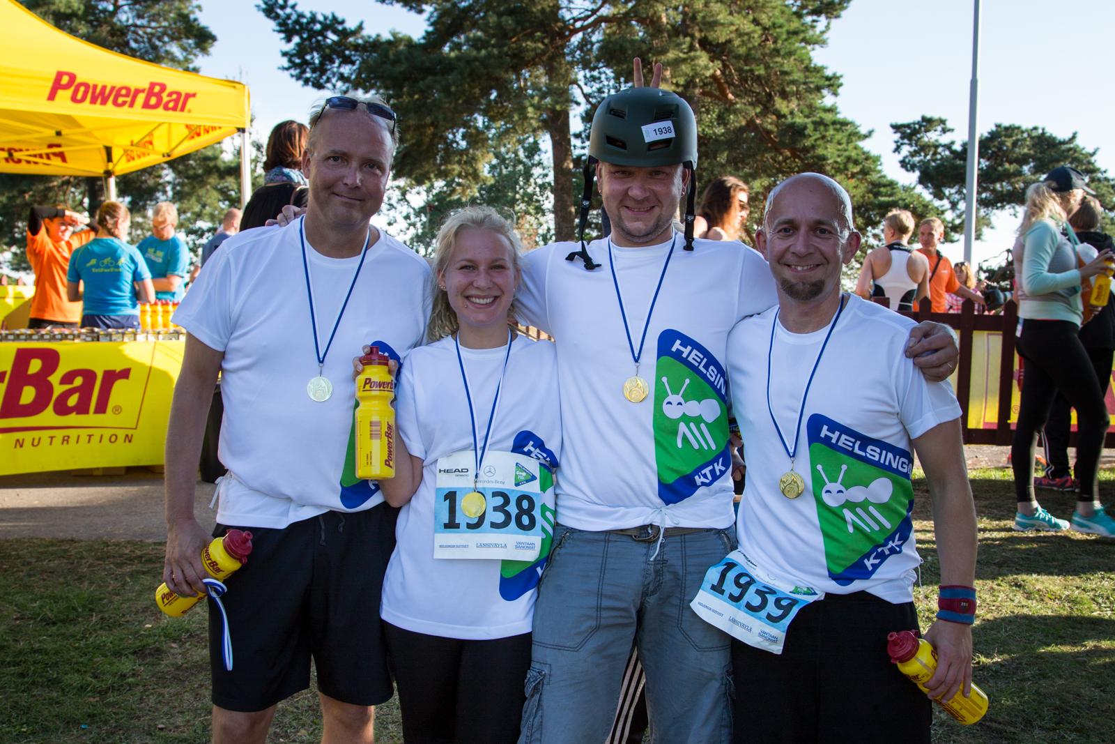 Helsinki City Triathlon 2014.